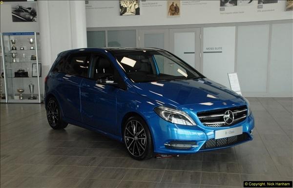 2014-08-01 Mercedes Benz World & Brooklands Museum Revisited.  (208)208