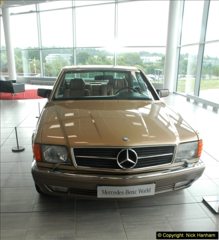 2014-08-01 Mercedes Benz World & Brooklands Museum Revisited.  (209)209