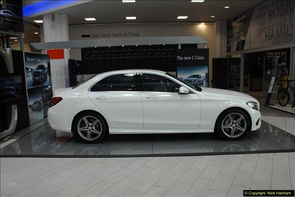 2014-08-01 Mercedes Benz World & Brooklands Museum Revisited.  (212)212