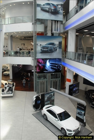 2014-08-01 Mercedes Benz World & Brooklands Museum Revisited.  (217)217