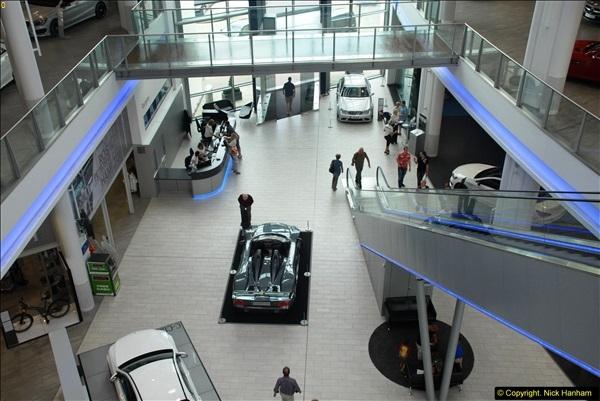 2014-08-01 Mercedes Benz World & Brooklands Museum Revisited.  (218)218