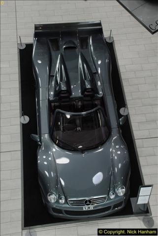 2014-08-01 Mercedes Benz World & Brooklands Museum Revisited.  (219)219