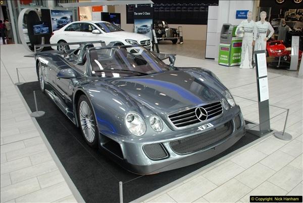 2014-08-01 Mercedes Benz World & Brooklands Museum Revisited.  (221)221