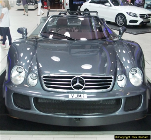 2014-08-01 Mercedes Benz World & Brooklands Museum Revisited.  (222)222