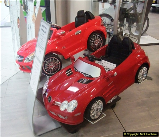 2014-08-01 Mercedes Benz World & Brooklands Museum Revisited.  (226)226