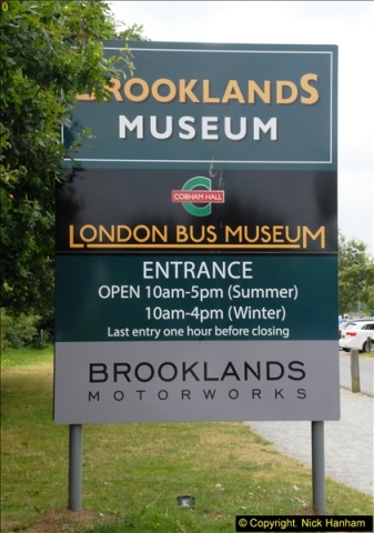 2014-08-01 Mercedes Benz World & Brooklands Museum Revisited.  (229)229