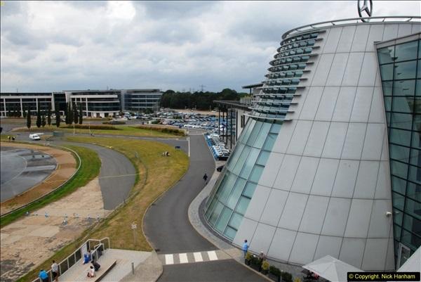 2014-08-01 Mercedes Benz World & Brooklands Museum Revisited.  (23)023