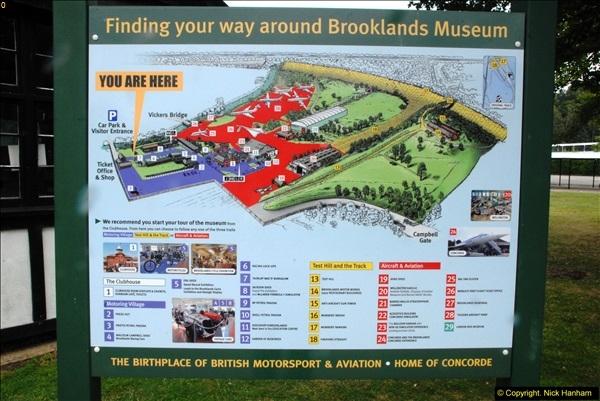 2014-08-01 Mercedes Benz World & Brooklands Museum Revisited.  (231)231