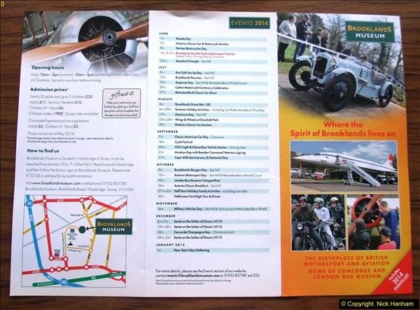 2014-08-01 Mercedes Benz World & Brooklands Museum Revisited.  (235)235