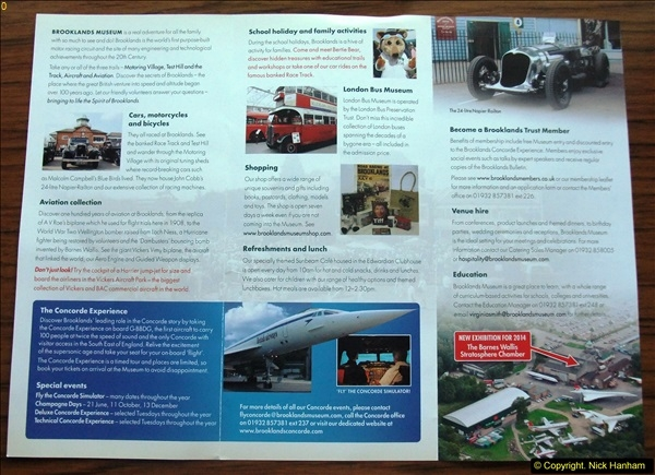 2014-08-01 Mercedes Benz World & Brooklands Museum Revisited.  (236)236