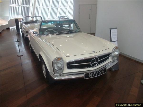 2014-08-01 Mercedes Benz World & Brooklands Museum Revisited.  (25)025
