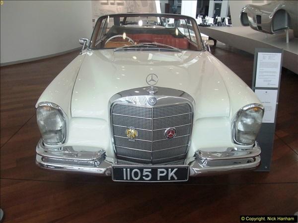 2014-08-01 Mercedes Benz World & Brooklands Museum Revisited.  (28)028