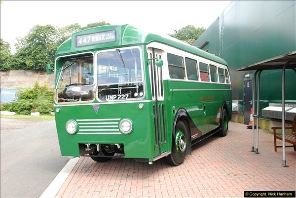 2014-08-01 Mercedes Benz World & Brooklands Museum Revisited.  (288)288