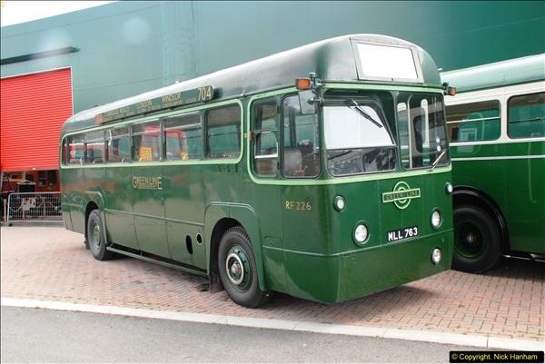 2014-08-01 Mercedes Benz World & Brooklands Museum Revisited.  (290)290