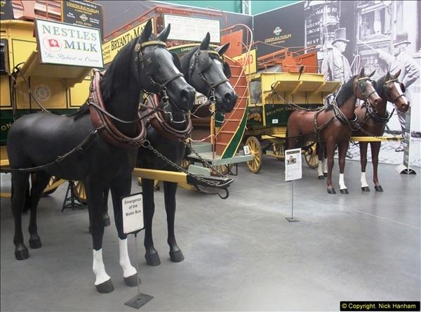 2014-08-01 Mercedes Benz World & Brooklands Museum Revisited.  (301)301