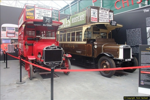 2014-08-01 Mercedes Benz World & Brooklands Museum Revisited.  (303)303