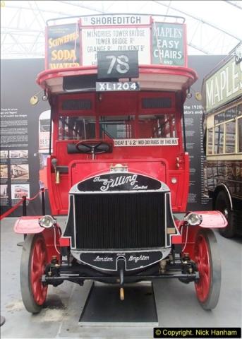 2014-08-01 Mercedes Benz World & Brooklands Museum Revisited.  (304)304