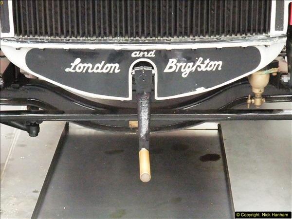 2014-08-01 Mercedes Benz World & Brooklands Museum Revisited.  (308)308