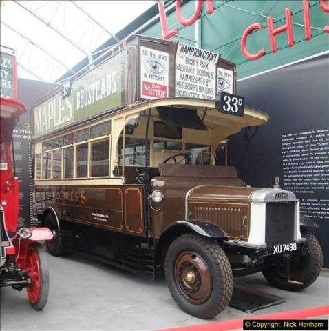 2014-08-01 Mercedes Benz World & Brooklands Museum Revisited.  (317)317