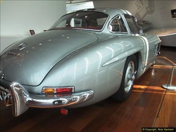 2014-08-01 Mercedes Benz World & Brooklands Museum Revisited.  (33)033