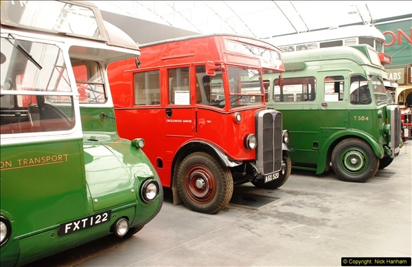 2014-08-01 Mercedes Benz World & Brooklands Museum Revisited.  (331)331