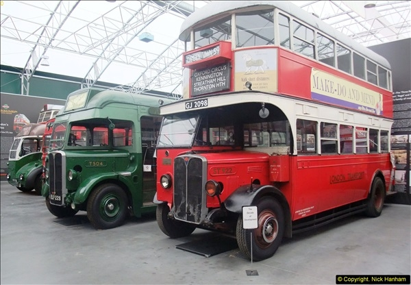 2014-08-01 Mercedes Benz World & Brooklands Museum Revisited.  (333)333