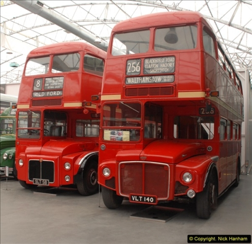 2014-08-01 Mercedes Benz World & Brooklands Museum Revisited.  (405)405