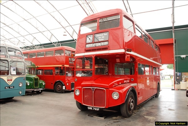 2014-08-01 Mercedes Benz World & Brooklands Museum Revisited.  (427)427