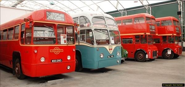 2014-08-01 Mercedes Benz World & Brooklands Museum Revisited.  (444)444