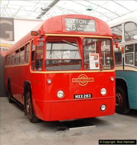 2014-08-01 Mercedes Benz World & Brooklands Museum Revisited.  (445)445