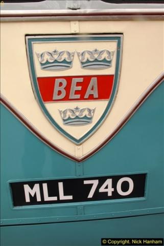 2014-08-01 Mercedes Benz World & Brooklands Museum Revisited.  (452)452