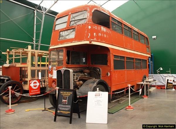 2014-08-01 Mercedes Benz World & Brooklands Museum Revisited.  (460)460