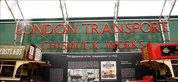 2014-08-01 Mercedes Benz World & Brooklands Museum Revisited.  (472)472