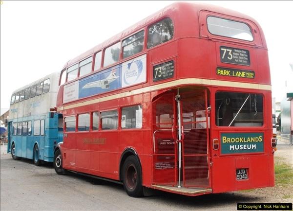 2014-08-01 Mercedes Benz World & Brooklands Museum Revisited.  (480)480
