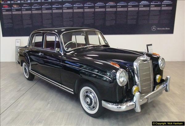 2014-08-01 Mercedes Benz World & Brooklands Museum Revisited.  (52)052