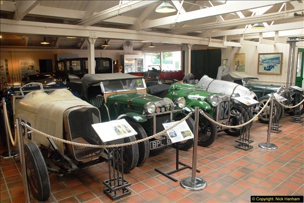 2014-08-01 Mercedes Benz World & Brooklands Museum Revisited.  (522)522