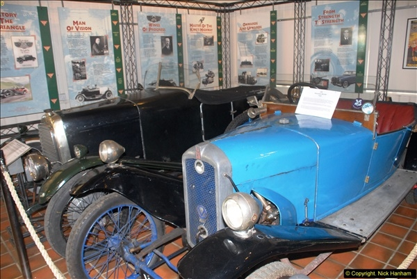 2014-08-01 Mercedes Benz World & Brooklands Museum Revisited.  (526)526