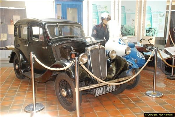 2014-08-01 Mercedes Benz World & Brooklands Museum Revisited.  (530)530