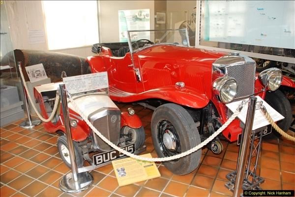 2014-08-01 Mercedes Benz World & Brooklands Museum Revisited.  (531)531