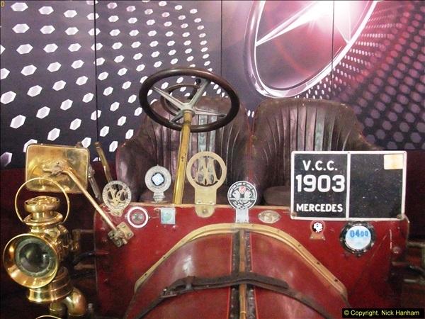 2014-08-01 Mercedes Benz World & Brooklands Museum Revisited.  (54)054