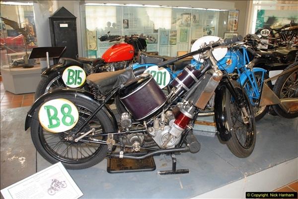 2014-08-01 Mercedes Benz World & Brooklands Museum Revisited.  (543)543
