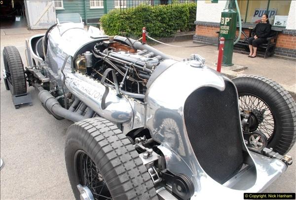 2014-08-01 Mercedes Benz World & Brooklands Museum Revisited.  (549)549