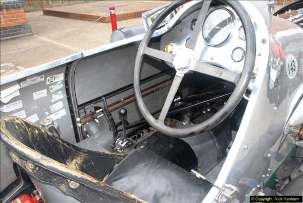2014-08-01 Mercedes Benz World & Brooklands Museum Revisited.  (552)552