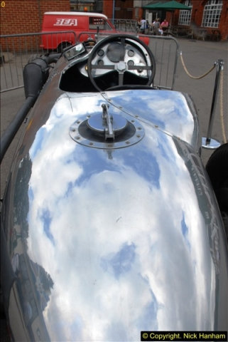 2014-08-01 Mercedes Benz World & Brooklands Museum Revisited.  (553)553