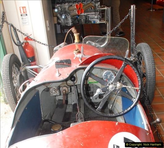 2014-08-01 Mercedes Benz World & Brooklands Museum Revisited.  (564)564