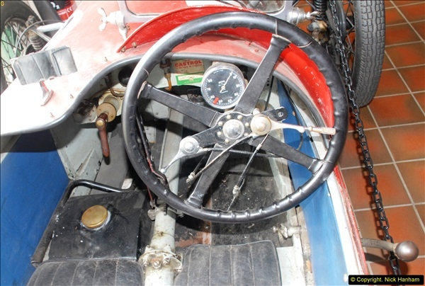 2014-08-01 Mercedes Benz World & Brooklands Museum Revisited.  (565)565