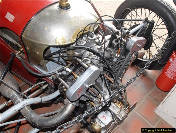 2014-08-01 Mercedes Benz World & Brooklands Museum Revisited.  (566)566