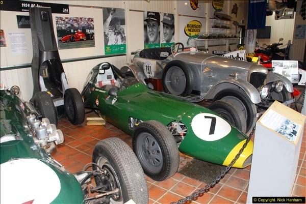 2014-08-01 Mercedes Benz World & Brooklands Museum Revisited.  (568)568