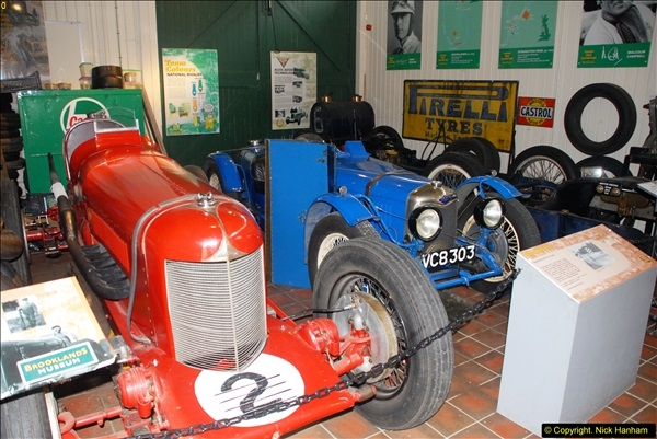 2014-08-01 Mercedes Benz World & Brooklands Museum Revisited.  (569)569