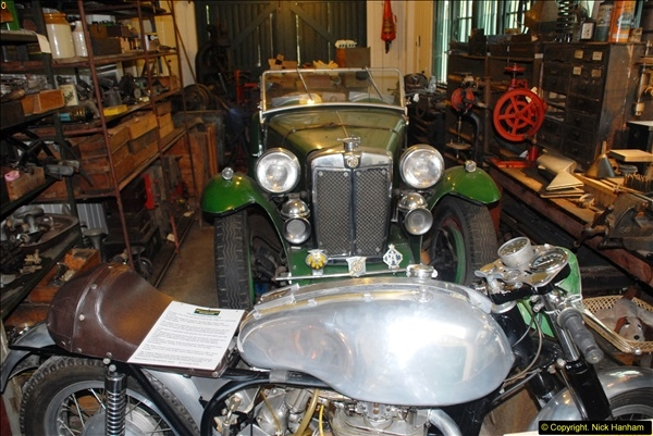 2014-08-01 Mercedes Benz World & Brooklands Museum Revisited.  (570)570